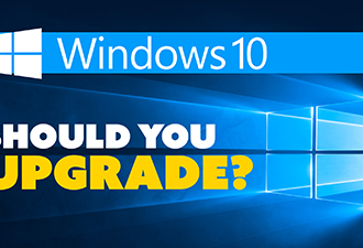 Should I upgrade to Windows 10 image